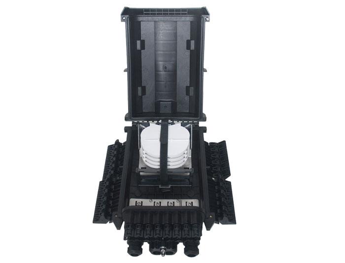 96 Core FTTH Fiber Optic Splice Closure Types F2E-501A