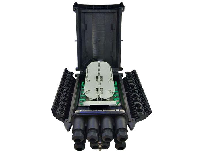 FTTH Fiber Optic Splice Closure F2E-504A