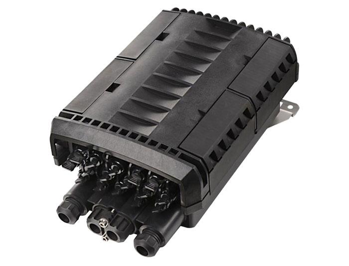 Outdoor Fiber Splice Enclosure with Waterproof Connector F2E-505A