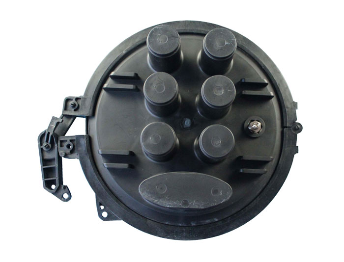 288 Core 12 Trays Dome Outdoor Optical Fiber Closure TSB-206