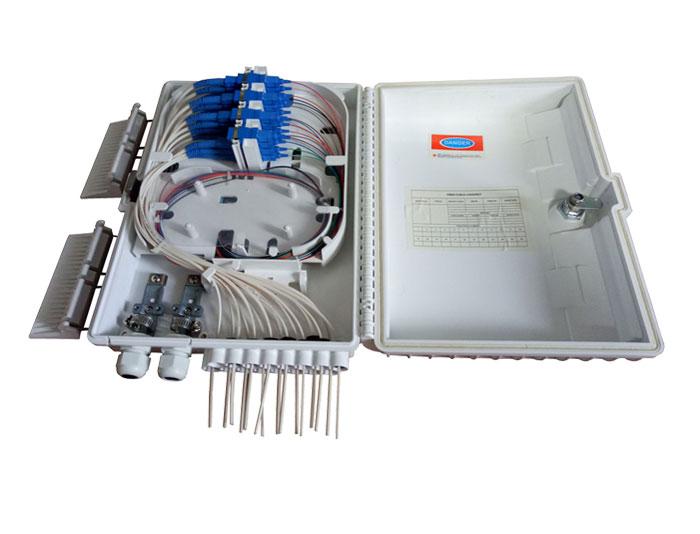 16 Core Fiber Optic Distribution Box FDB-016C2
