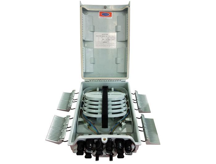 8 Core Outdoor Fiber Access Terminal Box F2E-601-8A