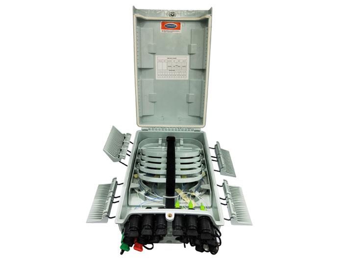 16 Core Outdoor FTTH Fiber Access Terminal Box F2E-601-16E