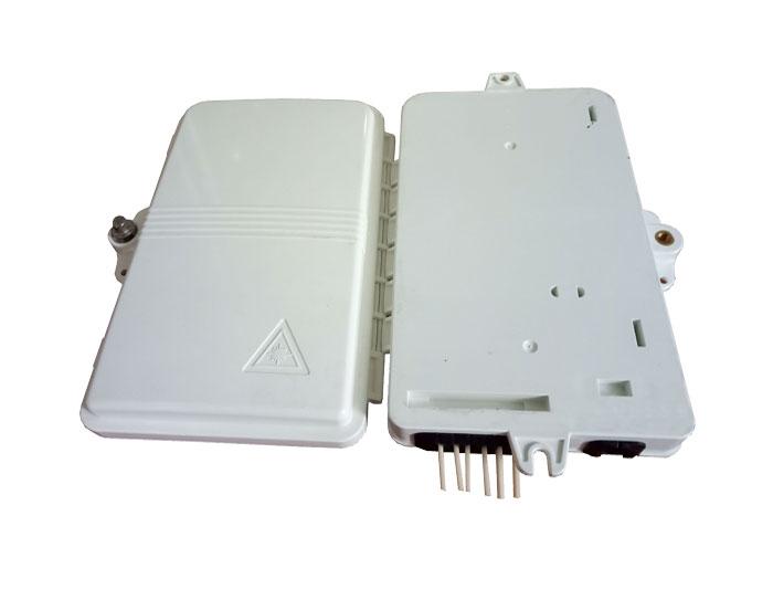 6 Port Fibre Termination Box - Fiber Optic Termination Box FDB-06B