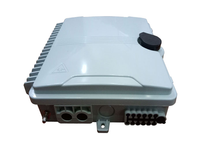 8 Core Fiber Splitter Box - Fiber Optic Splitter Box FDB-08F