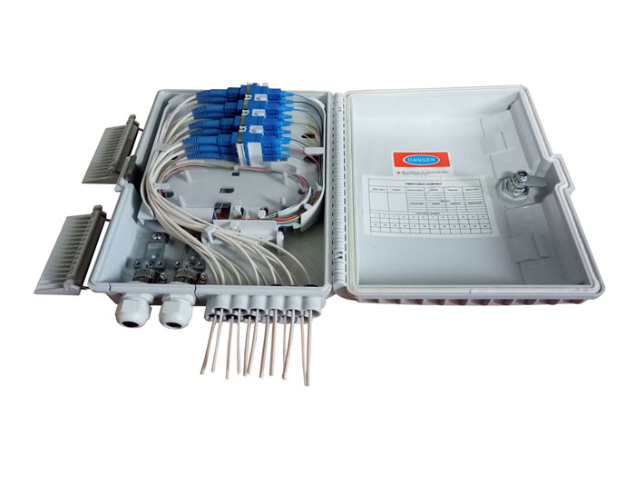 12 Core Fibre Optic Distribution Box FDB-012B