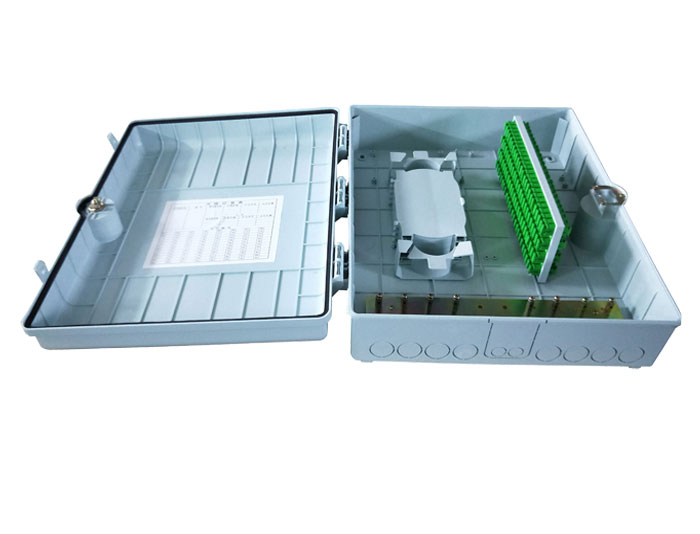 96 Core Outdoor Fiber Distribution Box - Fiber Termination Box FDB-096B