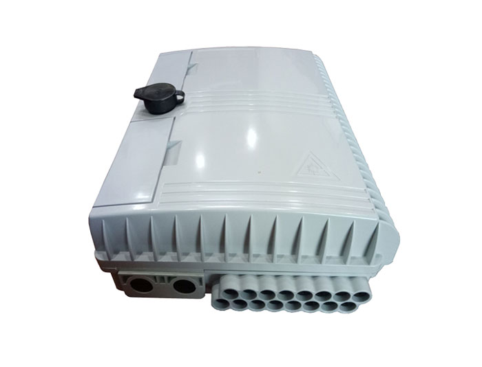 16 Core Outdoor Fiber Splitter Box with LGX Splitter FDB-016G