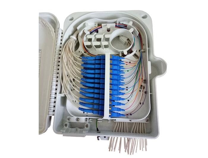 24 Core Outdoor Fiber Termination Box - Fiber Splice Box FDB-024B