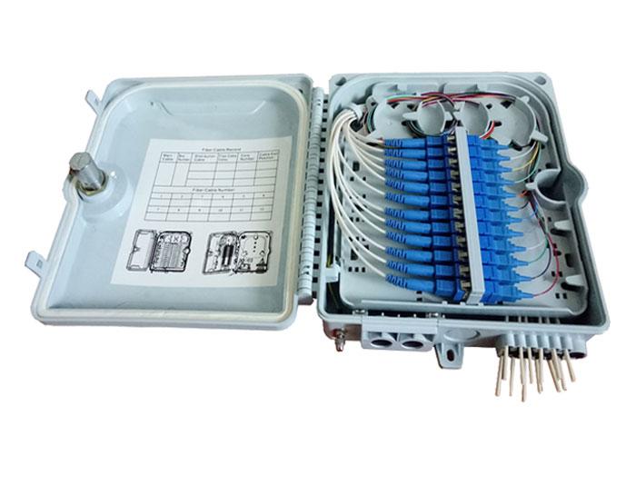 12 Core Outdoor Fiber Distribution Box - Fiber Box FDB-012A2