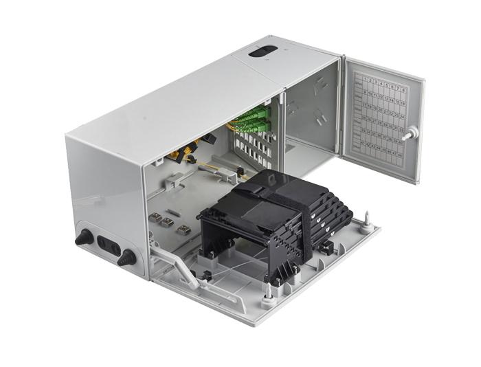 48 Core Fibre Optic Multi-Operator Box FDB-048G