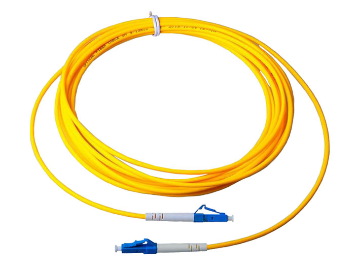 Fiber Optic Patch Cord LC-LC Simplex 3.0mm LSZH TSB-304A