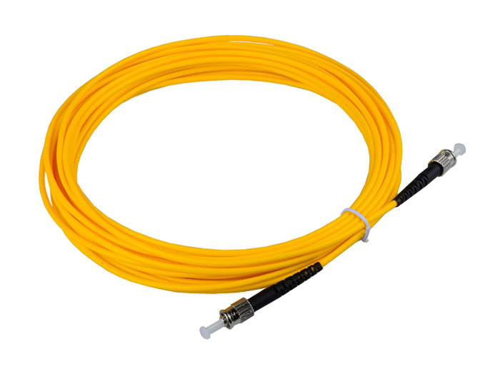 SC to ST Fiber Patch Cord OS2 Single Mode Fiber Simplex 3.0mm LSZH TSB-303A