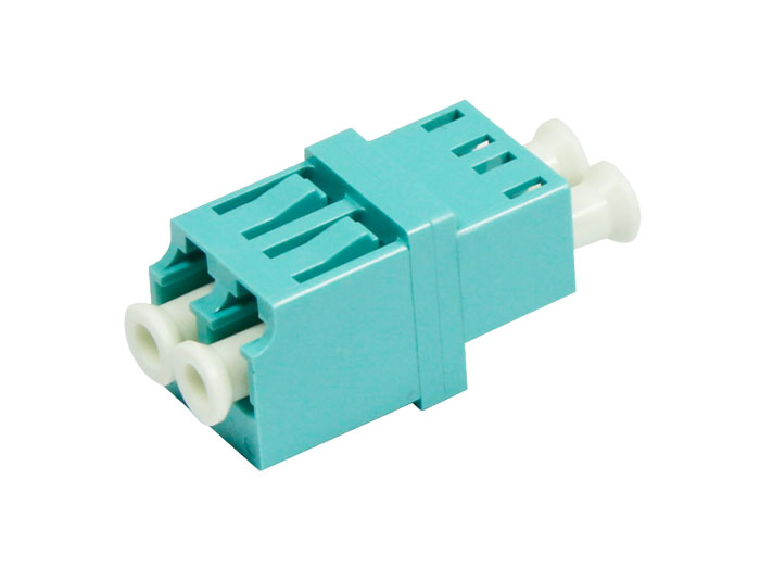 LC OM3 Multimode Fiber Optic Adapters OFA-104F