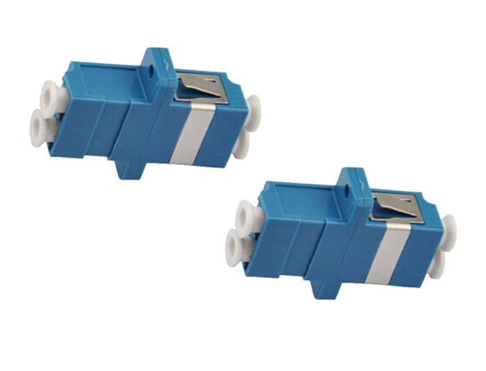 LC to LC SC Type Fiber Optic Adapter OFA-104D