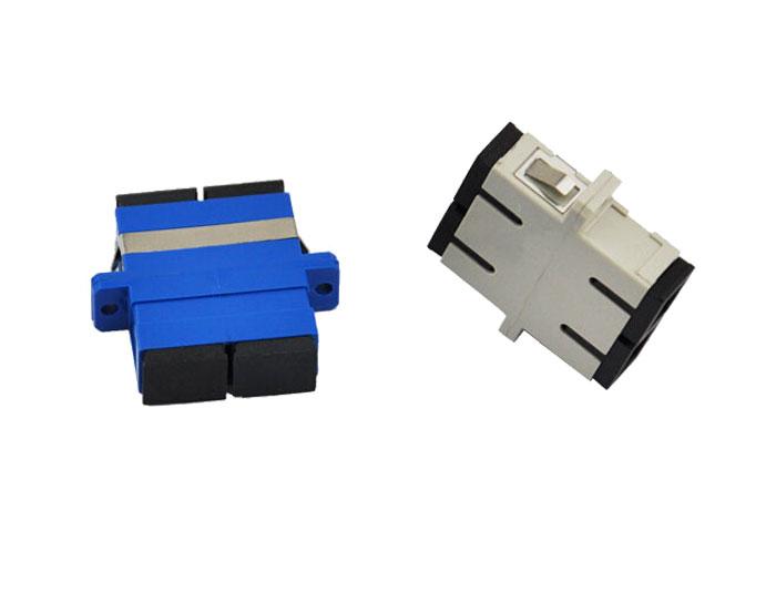 SC/APC Duplex Fiber Optic Adapter OFA-102C