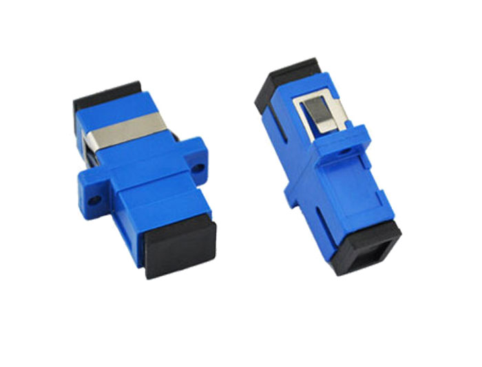 SC/UPC Simplex Fiber Optic Adapter OFA-102A