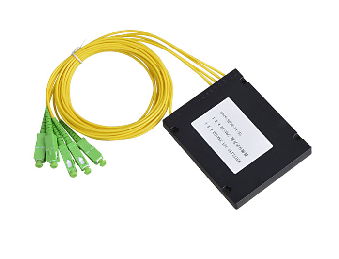 1x8 Cassette Fiber Optic Splitter TSB-407A