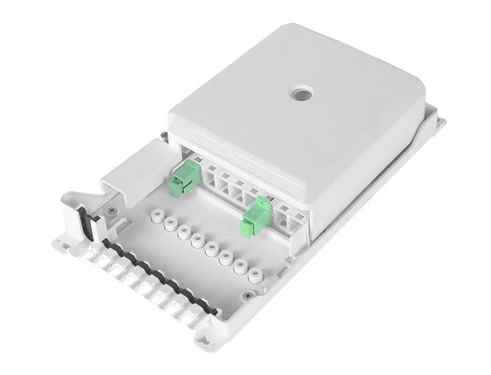 8 Core FTTH Access Terminal Box GZF-8B