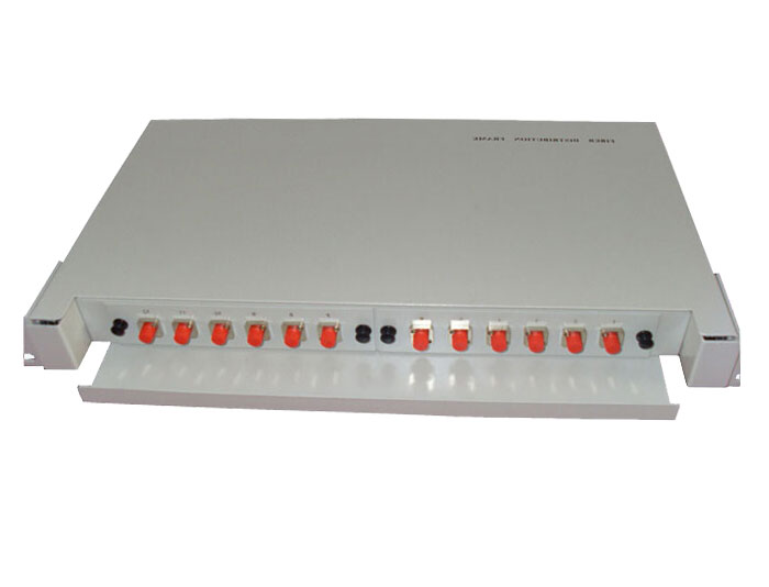 19 Inch Slide Out Fiber Optic Patch Panel GZFB-2022B
