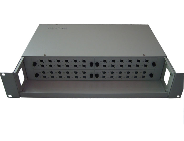 19 Inch Rack Mount Fixed Fiber Patch Panel  GZFB-2033A