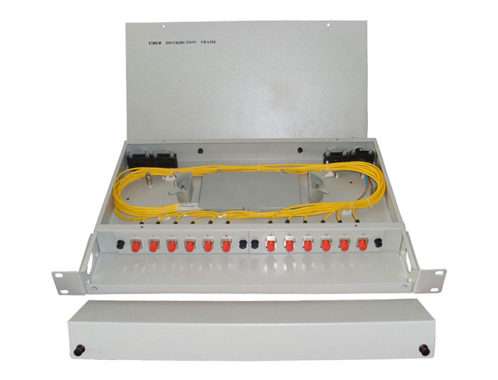 19 Inch Fixed Fiber Optic Patch Panel  GZFB-2033A