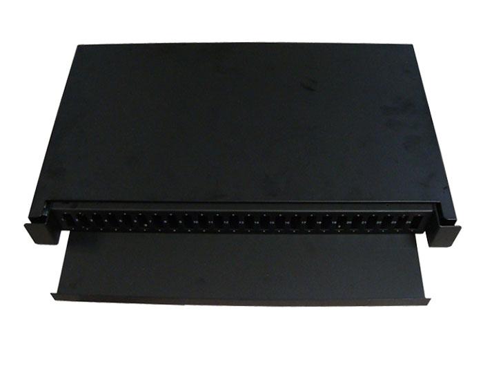 19 Inch Slide Out 24 Port Fiber Optic Patch Panel GZFB-2044D