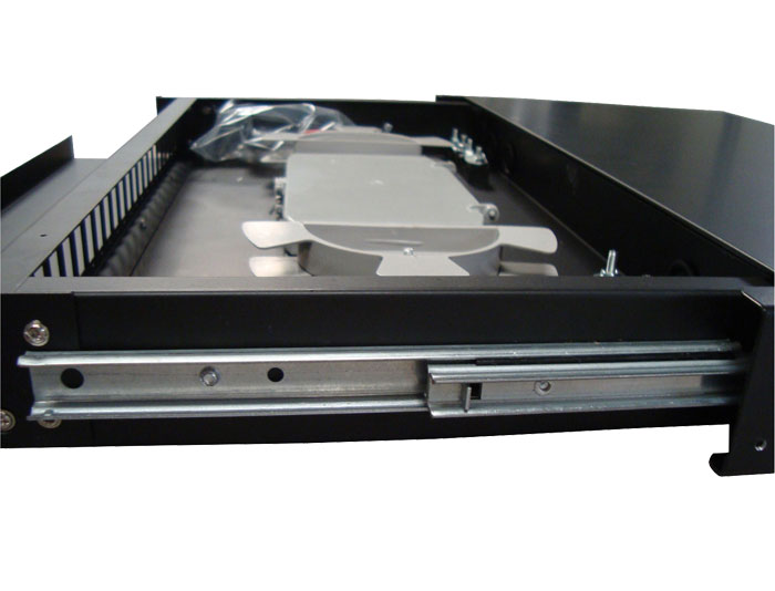19 Inch Slide Out Fiber Optic Patch Panel GZFB-2044D
