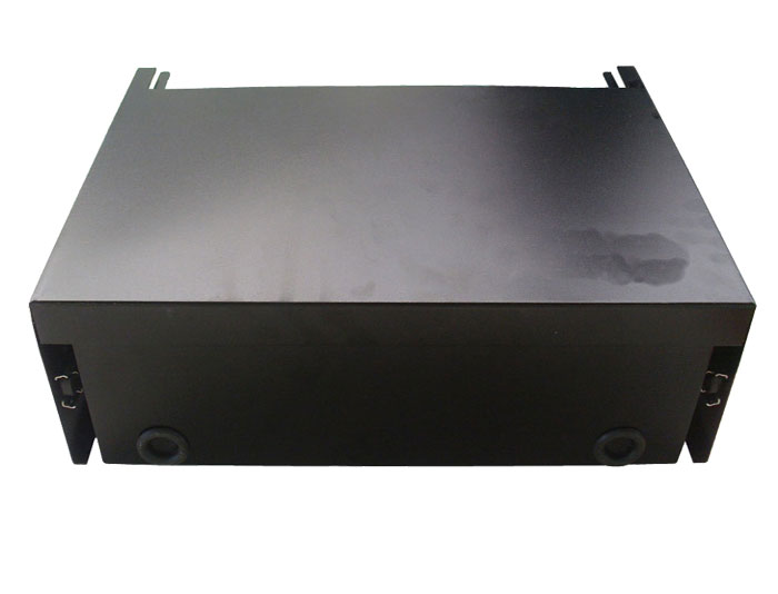 19 Inch Slide Out 72 Port Fiber Termination Box GZFB-2044D-R72