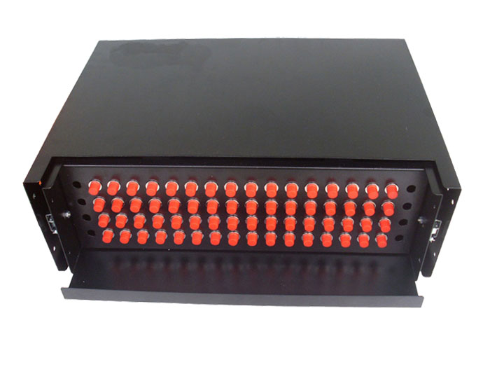19 Inch Slide Out Fiber Optic Patch Panel GZFB-2044D-R72