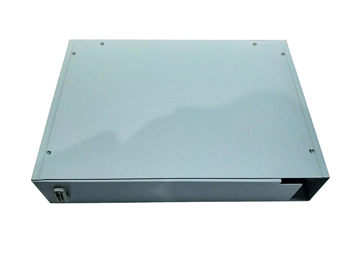 19 Inch 48 Port Swing Out Fiber Optic ODF Patch Panel GZFB-2088A-R48