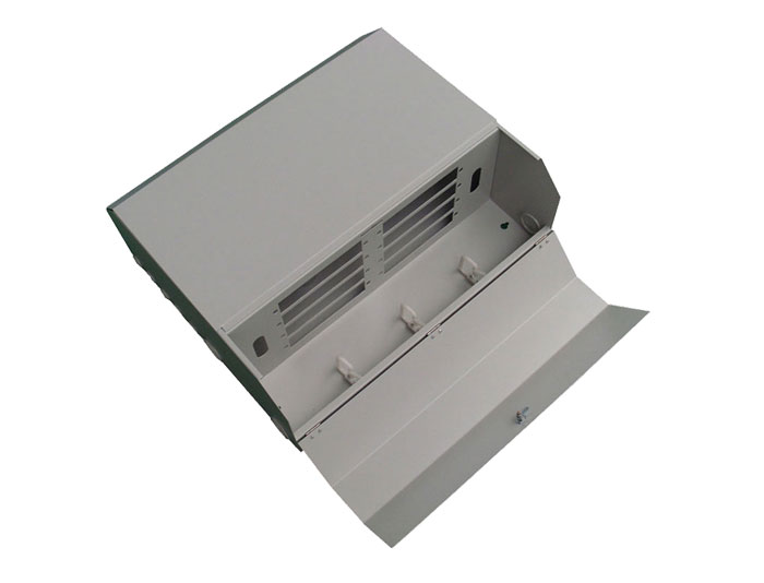 Wall Mount Fiber Optic Distribution Box KJN-3011A