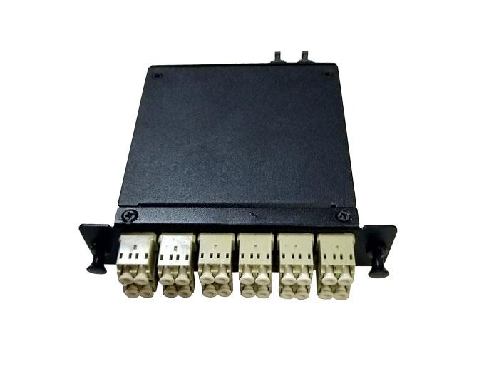 MPO/MTP Pre-terminated Plug-N-Play Fiber Cassette Module TSB-307TL