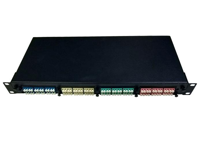MPO/MTP High-Density Fiber Optic Patch Panels TSB-307TG