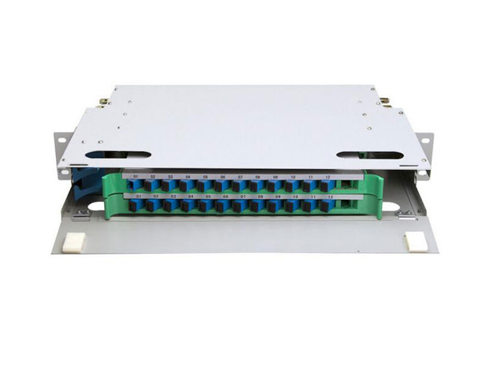 24 Port ODF Fiber Optic Distribution Unit ODF-RF24A