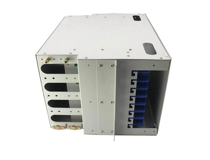 96 Port ODF Optical Fiber Distribution Frame ODF-RF96A