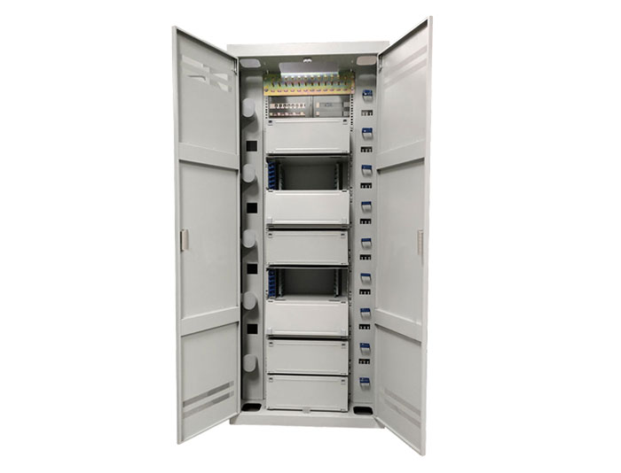 Fiber Optical Distribution Frame (ODF) GPX109A