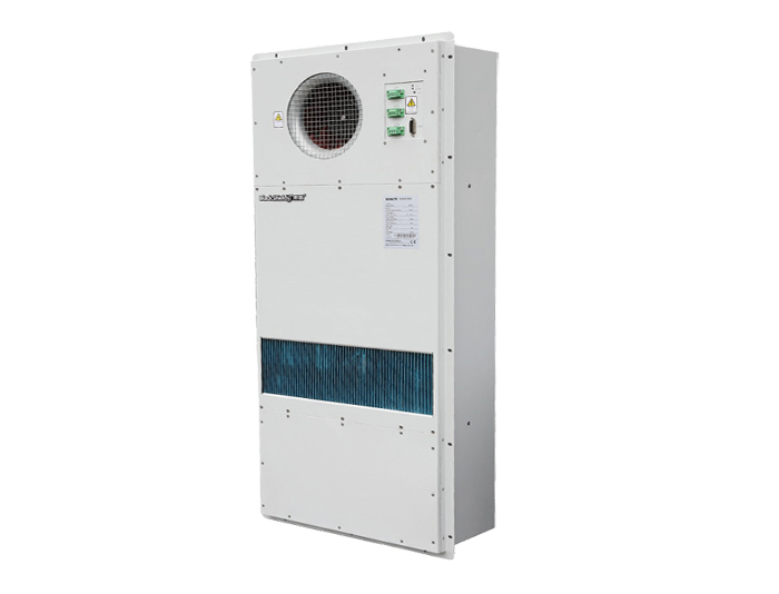 190W/K Air Heat Exchanger For Telecom Outdoor Cabinet Cooling