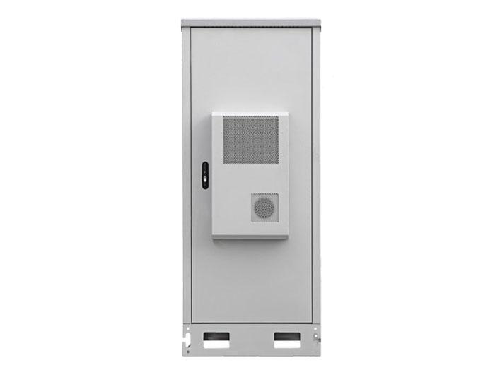 42U IP55 Outdoor Rack Cabinet With Air Heat Exchanger MTC42U-DH
