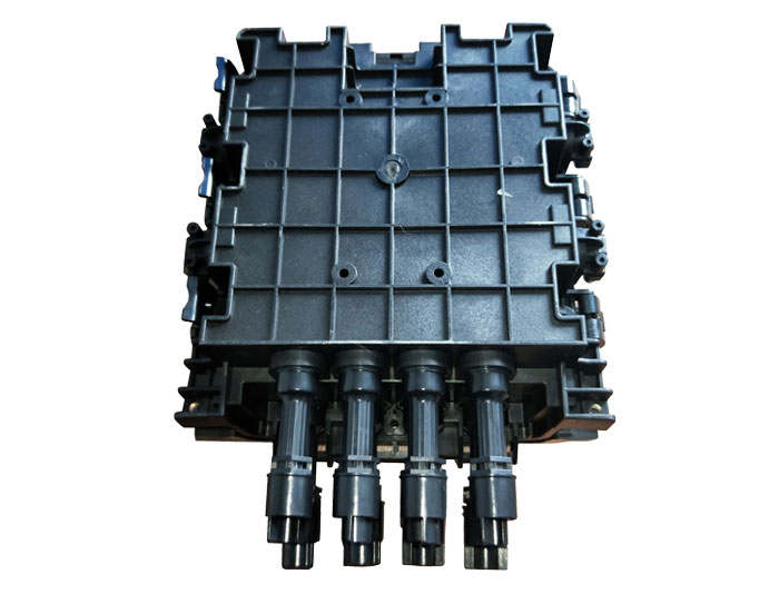8 Core Outdoor FTTH Fiber Termination Box F2E-601-8C