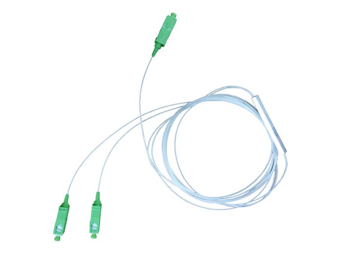 SC APC Fiber Optic Splitter 1x2 TSB-406A1