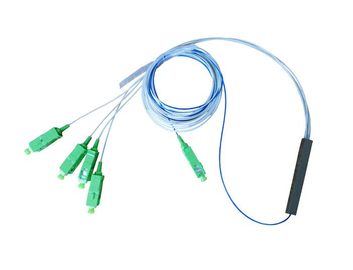 SC APC 1x4 PLC Splitter-GPON Splitter-TSB-406B1