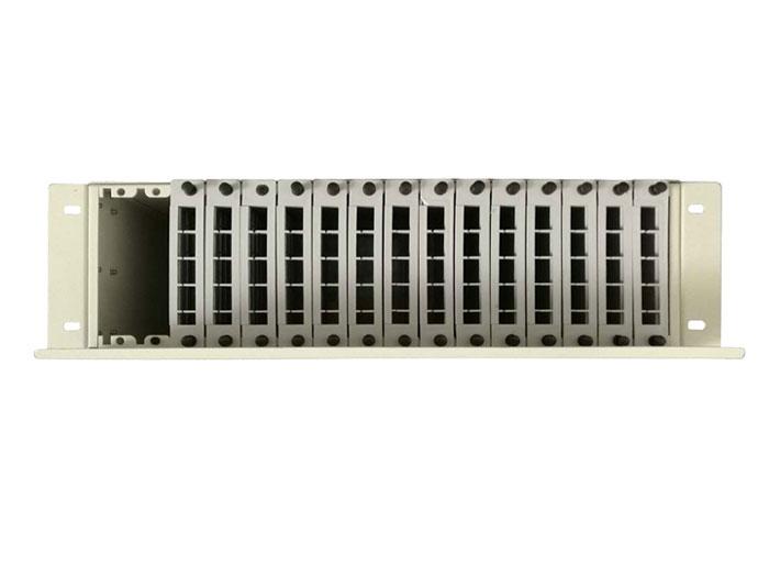 1U Rack Mount PLC Splitter-GPON Splitter TSB-410C1