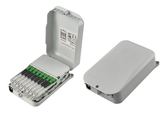 8 Core Fiber Access Terminal Box-Fiber Access Point GZF-8C