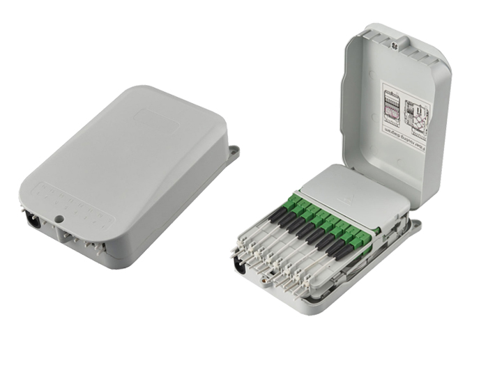8 Core Fiber Access Terminal Box-Fiber Access Point GZF-8C