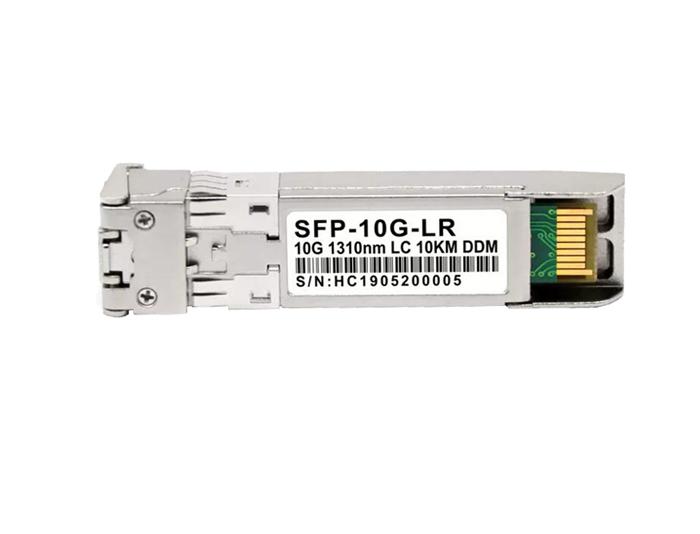 Cisco SFP-10G-LR Compatible 10GBASE-LR SFP+ 1310nm 10km LC SMF Transceiver