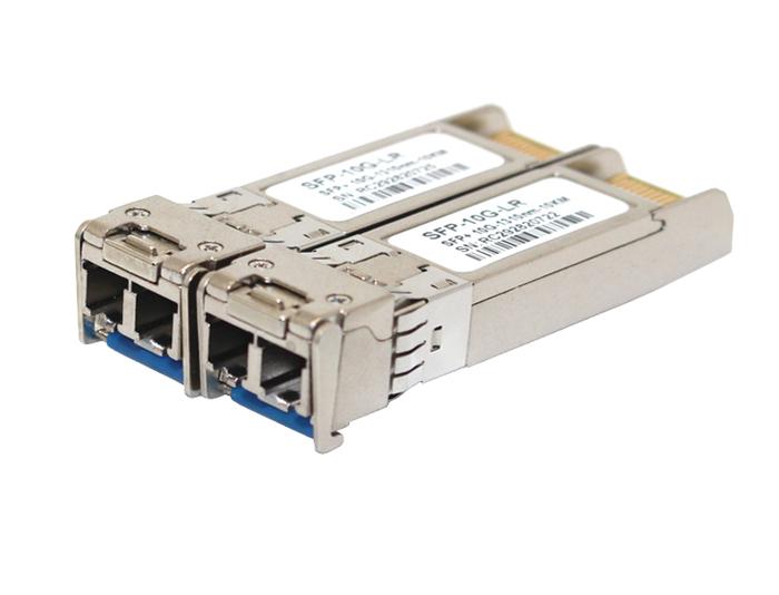 Cisco SFP-10G-LRM Compatible, 10GBASE-LRM SFP+ 1310nm 220m DOM LC MMF/SMF Transceiver Module