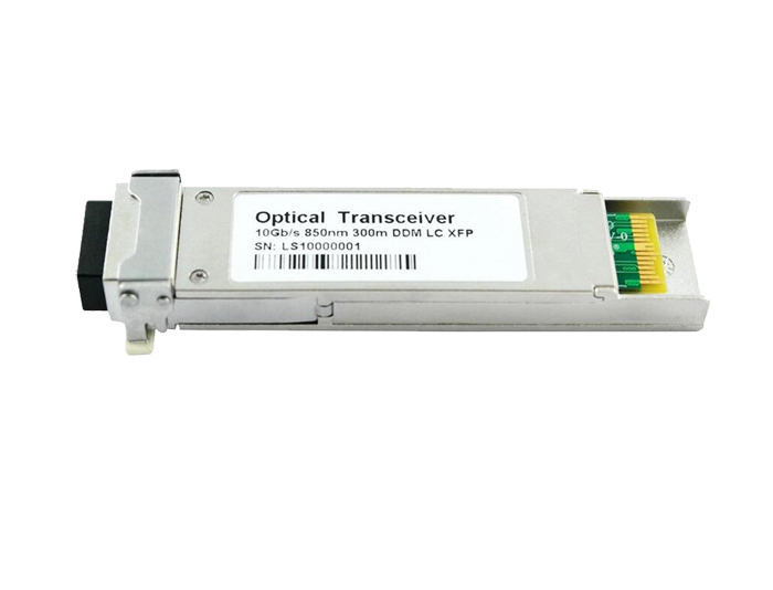 Cisco XFP-10G-SR Compatible 10GBASE-SR XFP 850nm 300m DOM LC MMF Transceiver Module
