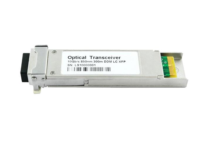 Cisco XFP-10G-SR Compatible 10GBASE-SR XFP 850nm 300m DOM LC MMF Transceiver Module