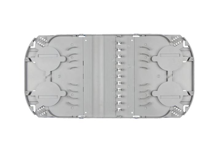 12 Fibers Fibre Splice Tray, Plastic, For Fiber Termination Box OST-206A